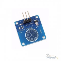 Modulo Sensor De Toque Capacitivo